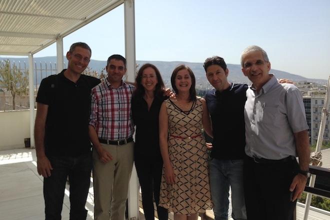 Όταν οι ειδικοί του Ισραήλ συνάντησαν τη φλόγα των Ελλήνων startuppers