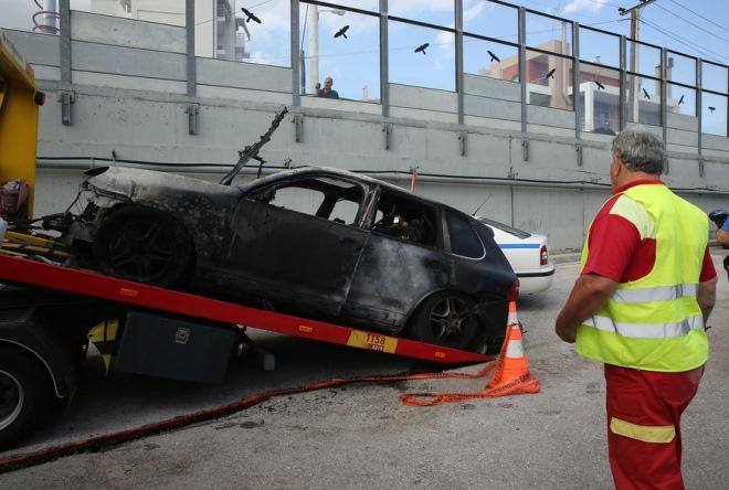 Τι δείχνουν οι κάμερες για την πορεία θανάτου της Porsche του Μαυρίκου