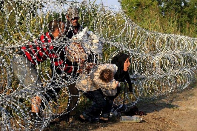 Ουγγαρία: Eπαναπροώθηση μεταναστών βάσει… νόμου