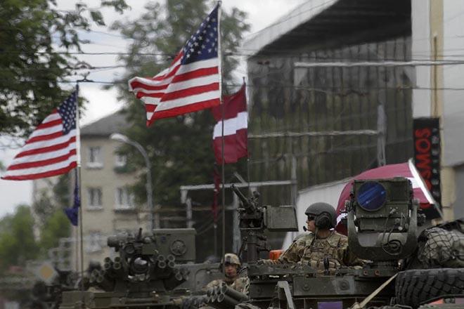 Έτοιμο να στείλει στρατό στα σύνορα με τη Ρωσία το ΝΑΤΟ