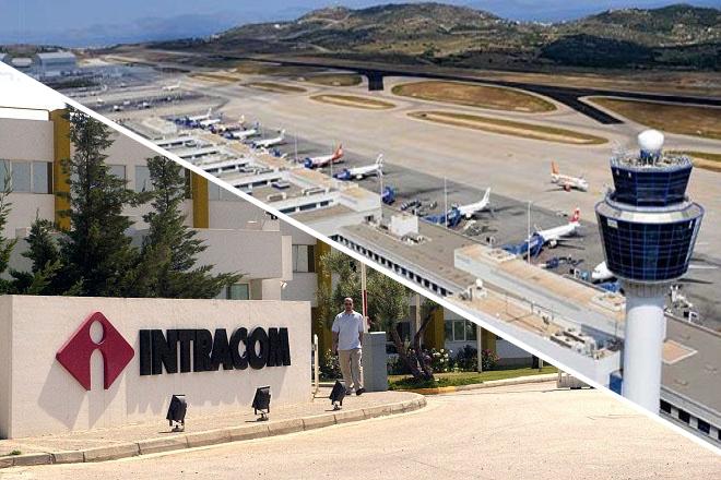 Υπογραφή σύμβασης της Intracom Telecom με τον Διεθνή Αερολιμένα Αθηνών