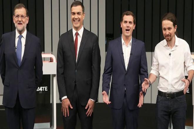 Σε εξέλιξη οι εκλογές στην Ισπανία