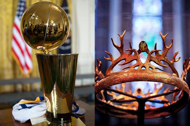 Game of Thrones ή τελικός του NBA; Το μεγαλύτερο δίλημμα της Κυριακής