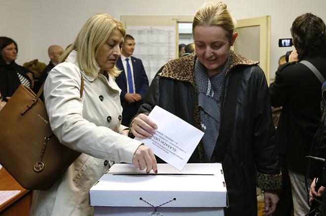 Προς εκλογές η Κροατία – Διαλύεται το κοινοβούλιο