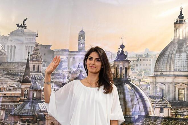Η Ρώμη απέκτησε για πρώτη φορά γυναίκα δήμαρχο