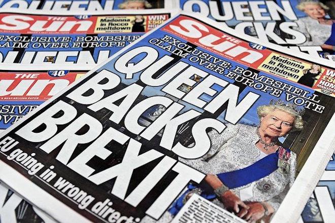 Ποιες εφημερίδες στηρίζουν Brexit και ποιες παραμονή;