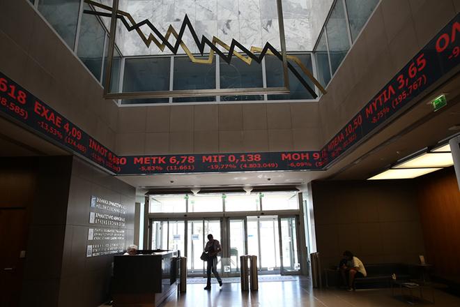 Κατάρρευση 13,42% στο Χρηματιστήριο – Οι μετοχές έχασαν αξία ύψους 5,5 δισ. ευρώ
