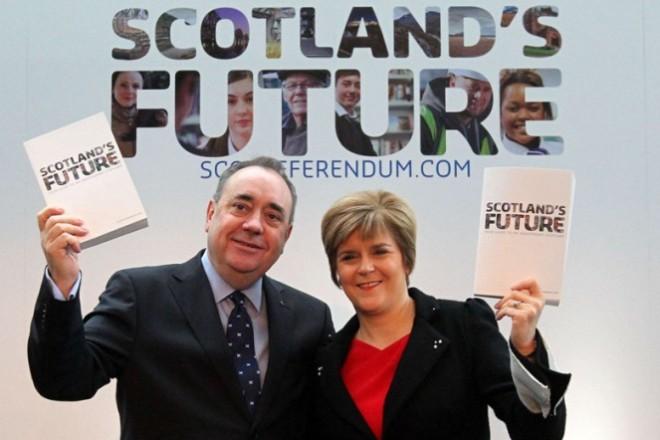 Έρχεται δημοψήφισμα για την ανεξαρτησία της Σκωτίας
