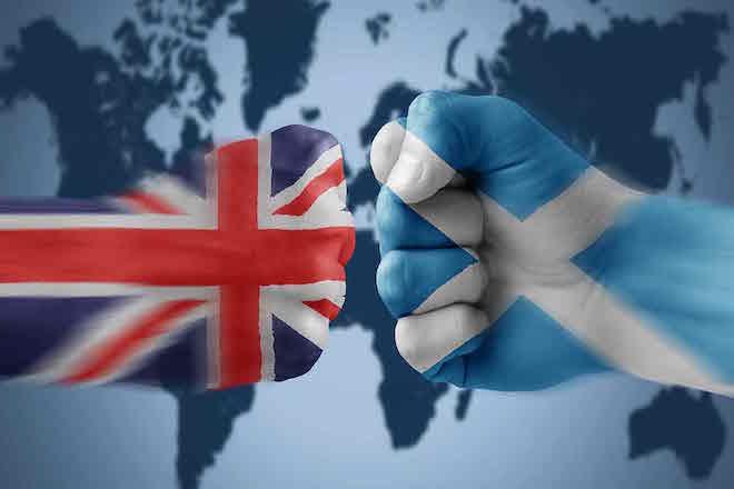 Ανεξαρτησία από τo Ηνωμένο Βασίλειο ζητά το 52% των Σκωτσέζων