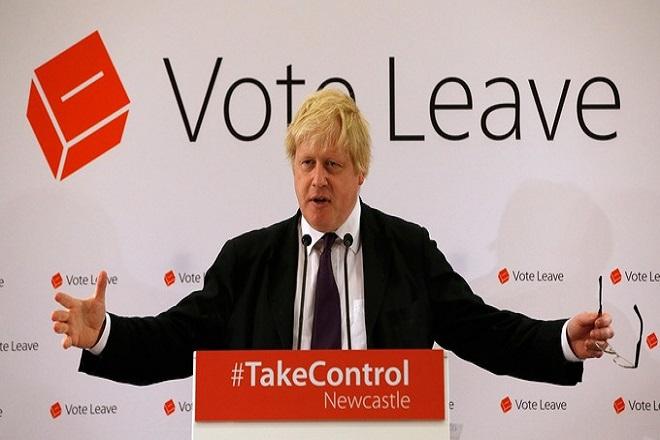 Τζόνσον: «Η έξοδος από την ΕΕ θα πραγματοποιηθεί «χωρίς βιασύνη»»