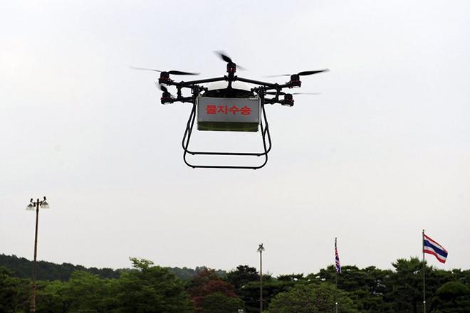 Ο ρόλος των drones στη σύγχρονη επιχειρηματικότητα