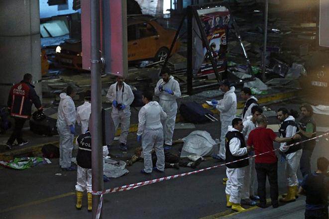 Τέσσερις λόγοι που η Τουρκία βρίσκεται τόσο συχνά στο στόχαστρο τρομοκρατών