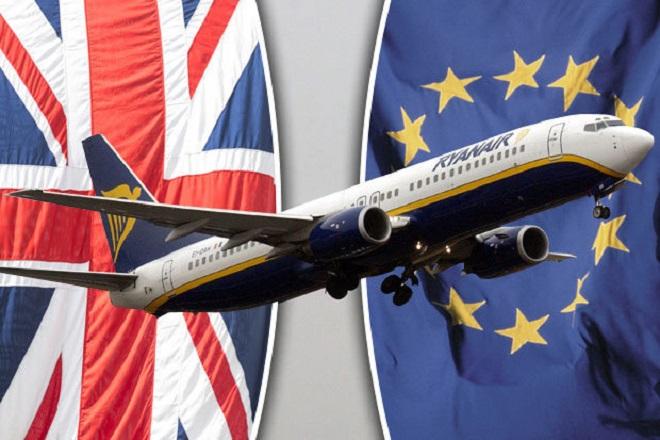 Να γιατί η μετοχή της Ryanair ανεβαίνει παρά το Brexit