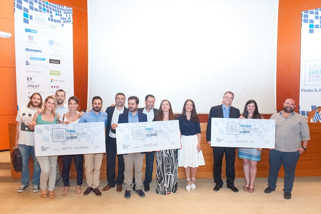 MITEF Greece Startup Competition 2016: Οι τρεις τεχνολογικές εταιρείες που ξεχώρισαν