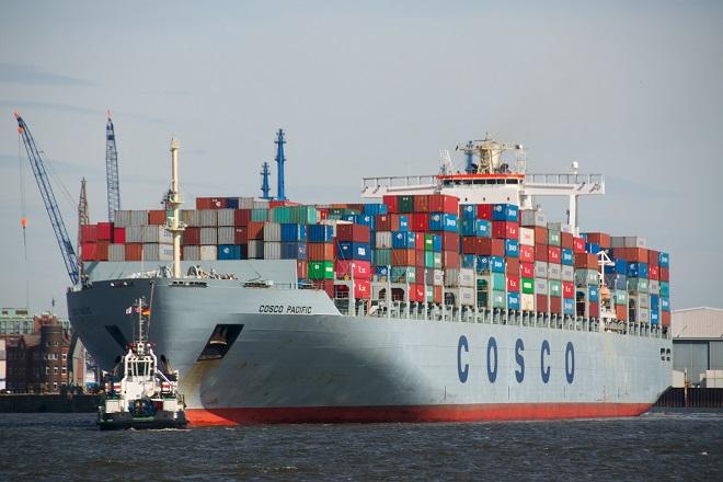 Die Zeit: Ο Πειραιάς το μεγαλύτερο λιμάνι της Μεσογείου μέχρι το 2019