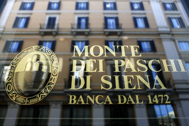 Monte dei Paschi: Ζητά παράταση έως τον Ιανουάριο για την ανακεφαλαιοποίησή της