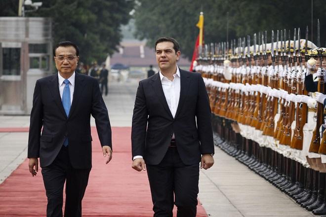 Επενδυτικές συμφωνίες και συνάντηση με την Λαγκάρντ στην ατζέντα του Τσίπρα στο Πεκίνο