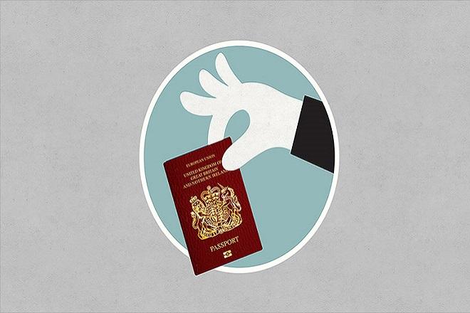 Το βρετανικό διαβατήριο χάνει τη δυναμική του μετά το Brexit