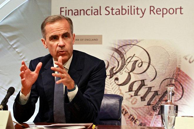 Η Τράπεζα της Αγγλίας ρίχνει 150 δισ. λίρες στις βρετανικές τράπεζες
