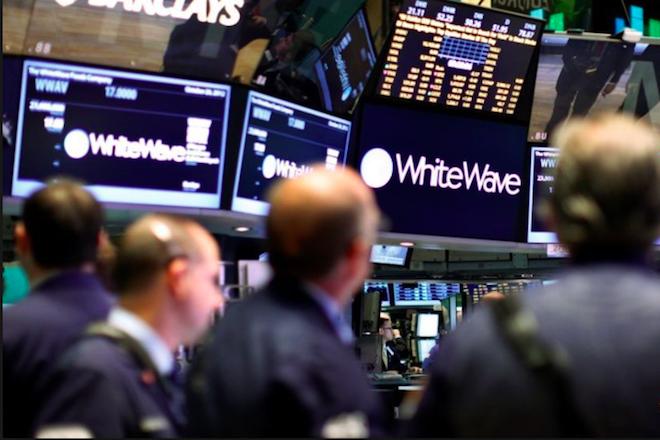 H Danone επεκτείνεται αγοράζοντας την WhiteWave για 10 δισ.