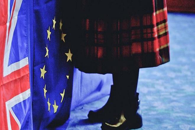 «Η Σκωτία θα φύγει από την ΕΕ μαζί με το υπόλοιπο Ηνωμένο Βασίλειο»