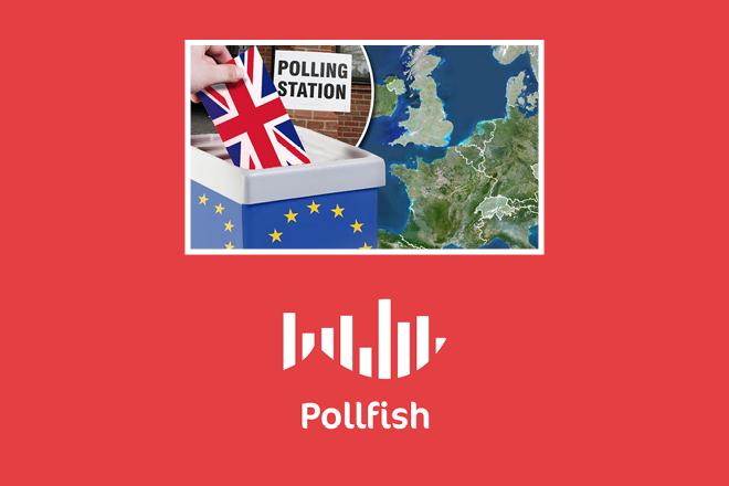 Πώς η ελληνική Pollfish προέβλεψε το αποτέλεσμα του βρετανικού δημοψηφίσματος