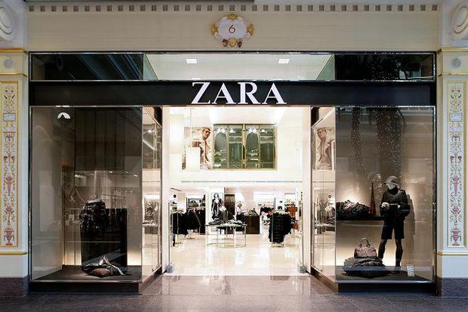 Έρχεται κατάστημα ZARA στο «SMART PARK» στα Σπάτα