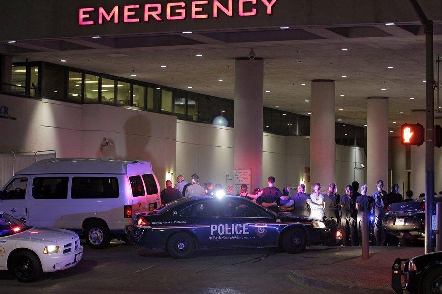 Ο τραγικός απολογισμός μιας ακόμη αιματηρής ένοπλης επίθεσης στις ΗΠΑ