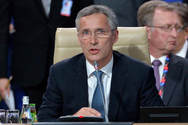 Επίθεση του γενικού γραμματέα του ΝΑΤΟ στη Ρωσία