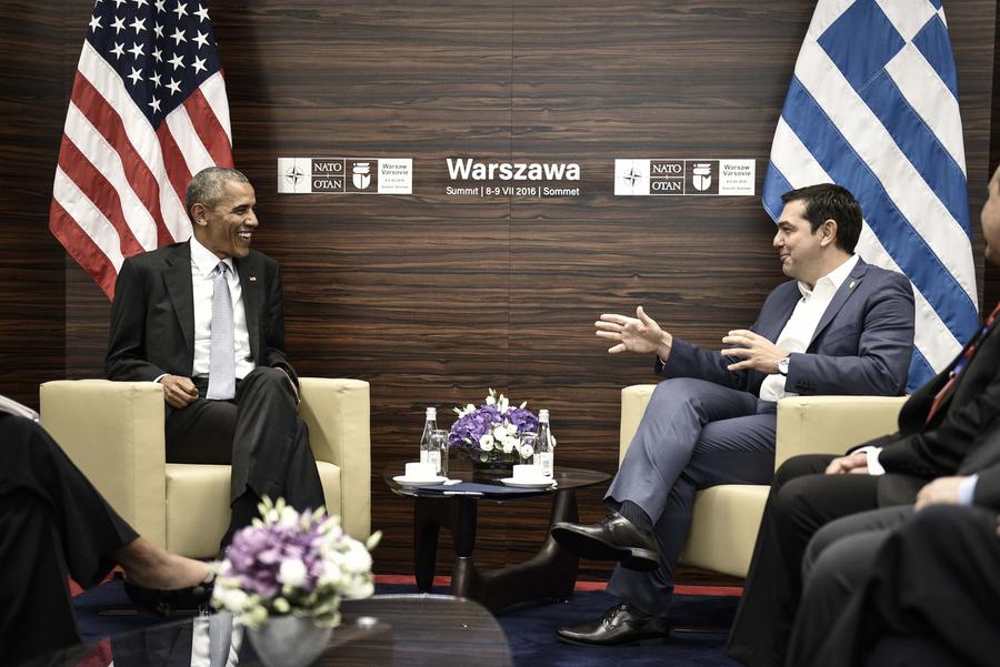 Επισήμως στην Ελλάδα στις 15 Νοεμβρίου ο Μπαράκ Ομπάμα
