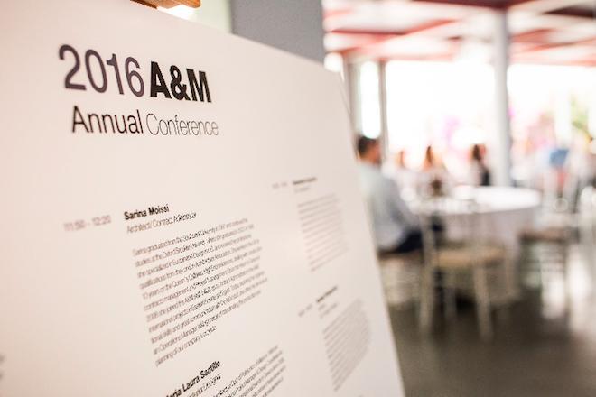 Βραβεία A&M Architects