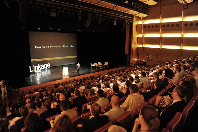 Η Linkage Greece παρουσίασε τον «γκουρού» του Innovation, Stephen Shapiro