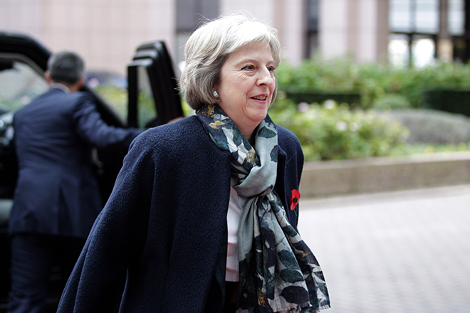 Πώς η Τερέζα Μέι μπορεί να σώσει το Ηνωμένο Βασίλειο από μια ανεξέλεγκτη κρίση