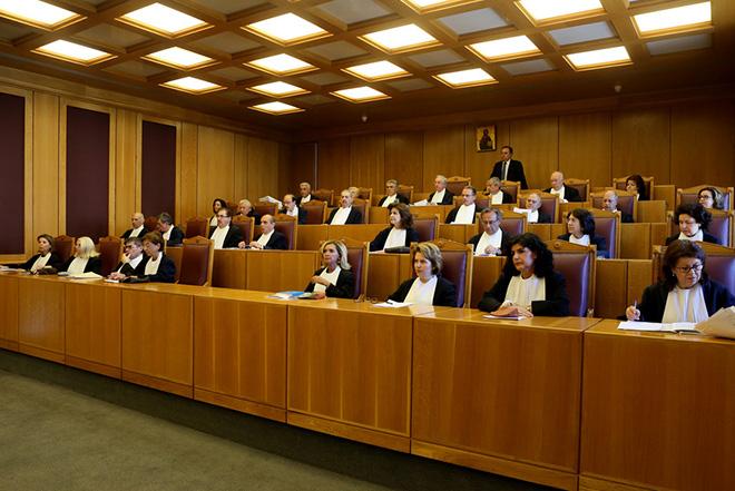 Το ΣτΕ απέρριψε το αίτημα των δικαστών για αναστολή από το πόθεν έσχες