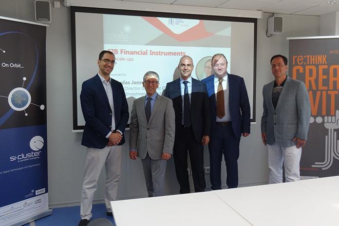Corallia: Τα νέα Χρηματοδοτικά Εργαλεία της Ευρωπαϊκής Τράπεζας Επενδύσεων