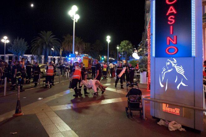 Μαρτυρίες Ελλήνων από την Νίκαια: Ο πανικός δεν περιγράφεται