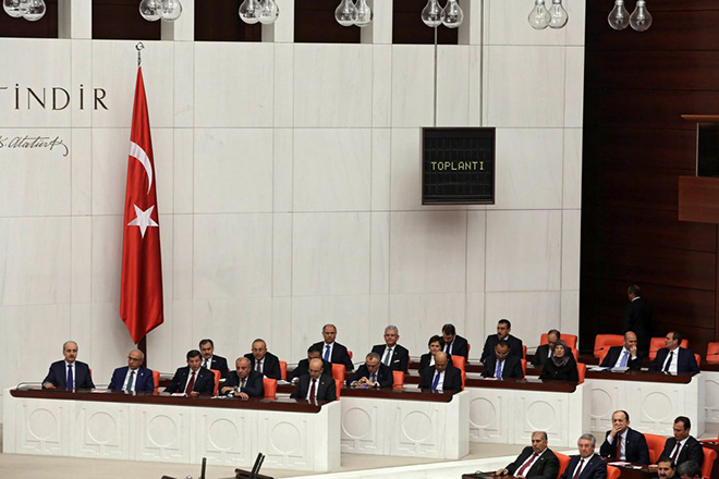 Ο Τούρκος υπουργός Εργασίας κατηγορεί τις ΗΠΑ για το πραξικόπημα