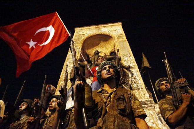 Δύο χρόνια μετά το αποτυχημένο πραξικόπημα