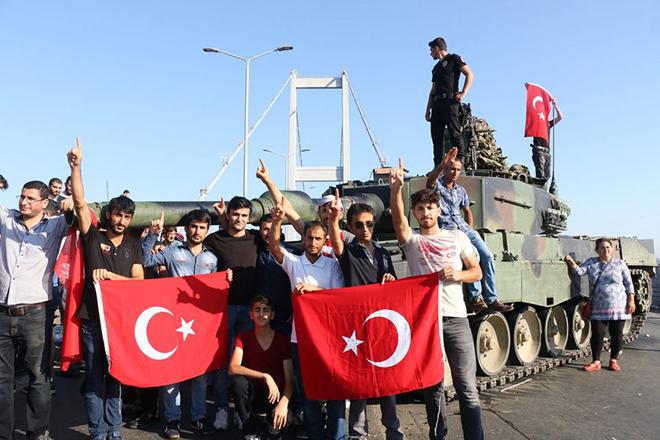 Τούρκοι διπλωμάτες ζητούν άσυλο στην Ιταλία