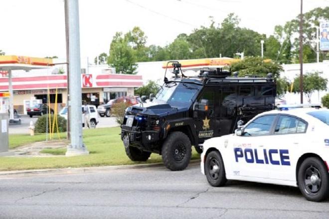 Πυρά κατά αστυνομικών στη Λουιζιάνα των ΗΠΑ