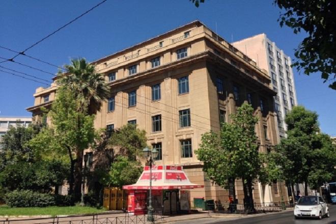 Σε νέα απόπειρα πώλησης του ιστορικού κτιρίου στη Σταδίου προχωρά ο ΟΤΕ
