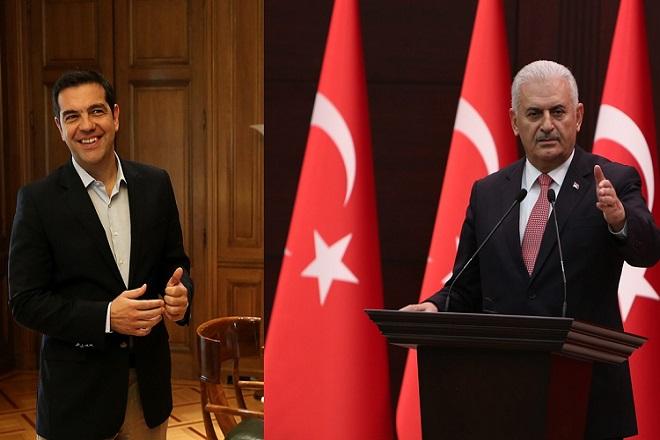Ο πρωθυπουργός Αλέξης Τσίπρας περιμένει τη νέα πρόεδρο του Ελεγκτικού Συνεδρίου Ανδρονίκη Θεοτοκάτου για συνάντηση στο Μέγαρο Μαξίμου, Αθήνα, την Τετάρτη 13 Ιουλίου 2016 . ΑΠΕ-ΜΠΕ/ΑΠΕ-ΜΠΕ/ΣΥΜΕΛΑ ΠΑΝΤΖΑΡΤΖΗ