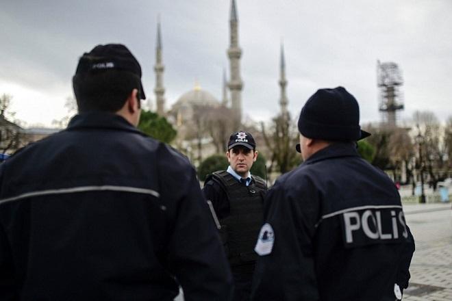 Δρακόντεια μέτρα ασφαλείας για τον εορτασμό της Πρωτοχρονιάς στην Τουρκία