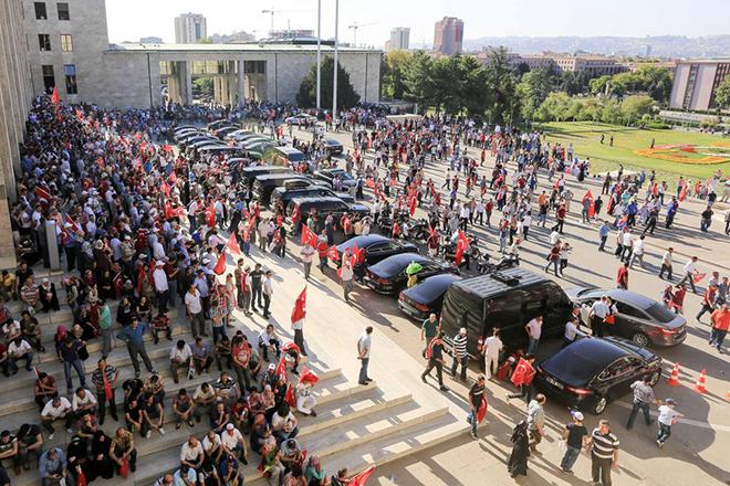 Προειδοποίηση του Συμβουλίου της Ευρώπης στην Τουρκία για την κατάσταση έκτακτης ανάγκης