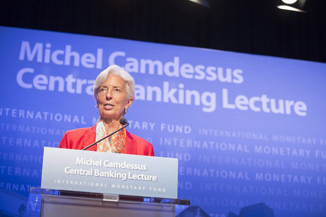 Στο εδώλιο η Λαγκάρντ με τη συμπαράσταση του ΔΝΤ