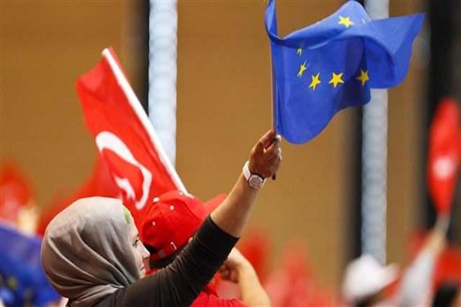 Ε.Ε: Το ευρωπαϊκό όνειρο της Τουρκίας έχει τελειώσει