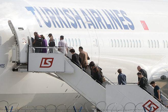 Ακόμη και η Turkish Airlines απολύει λόγω πραξικοπήματος