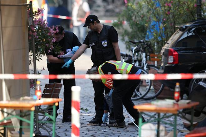 Το Ισλαμικό Κράτος ανέλαβε την ευθύνη της επίθεσης στη Γερμανία