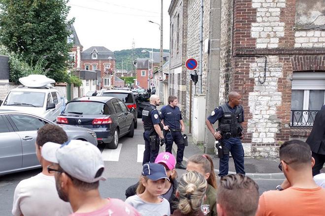 Νέα ανάληψη ευθύνης από το Ισλαμικό Κράτος για την επίθεση στη Γαλλία