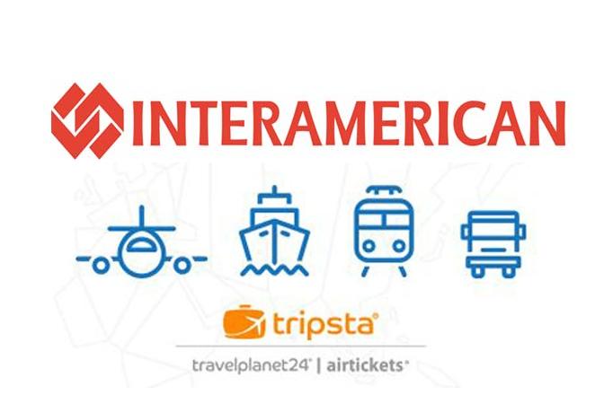 Interamerican και Tripsta σας εγγυώνται ένα ασφαλές ταξίδι